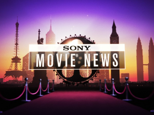 Sony Movie Channel – News opener